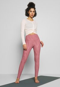 Onzie - SELENITE MIDI - Tights - ash rose - 1