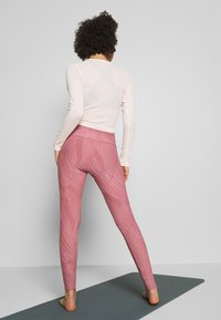 Onzie - SELENITE MIDI - Tights - ash rose - 2