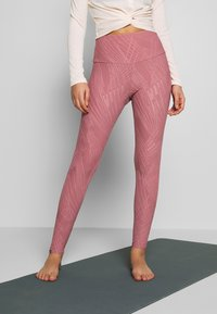 Onzie - SELENITE MIDI - Tights - ash rose - 0
