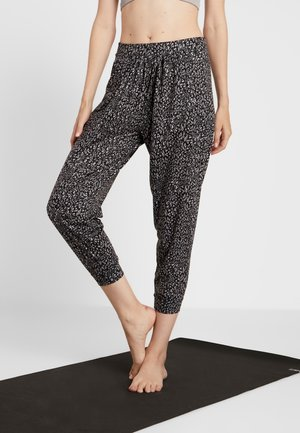 UNWIND PANT - Tracksuit bottoms - honey