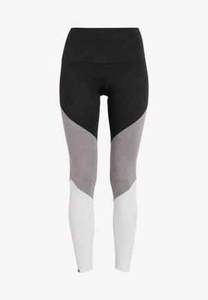 HIGH RISE TRACK LEGGING - Collants - slate gray