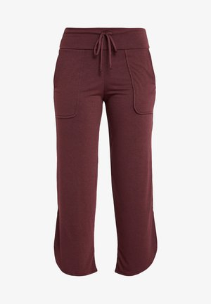 PANT - Pantalon de survêtement - burgundy