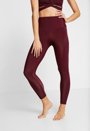 SWEETHEART MIDI - Tights - fig rib