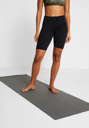 HIGH RISE BIKE SHORT - Legging - black