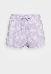 Onzie - DIVINE SHORT - Pantalón corto de deporte - lavender acid - 3