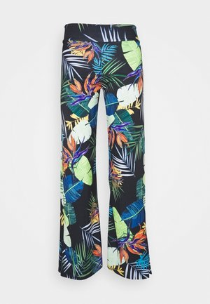 PURA VIDA PANT - Tracksuit bottoms - rainforest