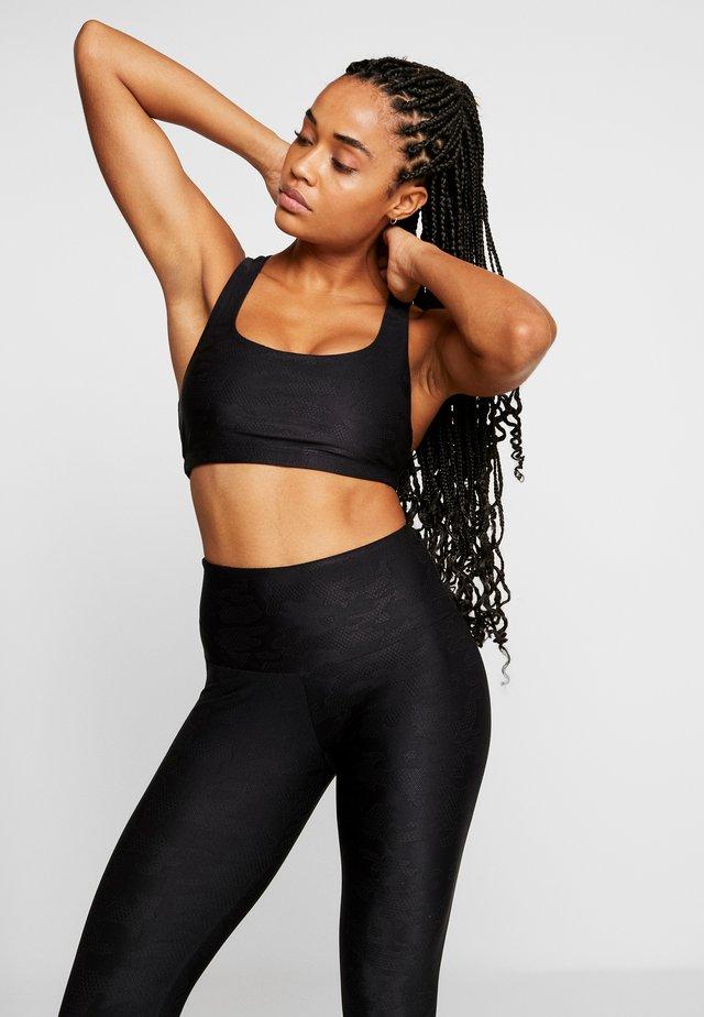 MUDRA BRA - Sports bra - black