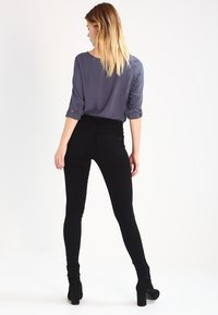 ONLY - ROYAL - Skinny džíny - black - 2