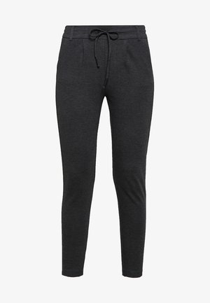 POPTRASH EASY COLOUR  - Teplákové kalhoty - dark grey melange
