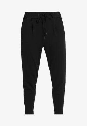 ONLPOPTRASH EASY SPORT PANT - Verryttelyhousut - black/red/white