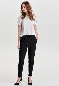 ONLY - ONLPOPTRASH  - Pantaloni sportivi - black - 1