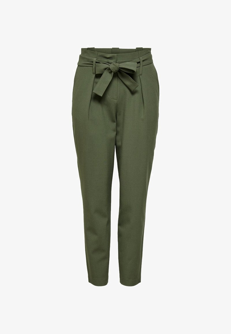 ONLY - ONLNICOLE  - Trousers - khaki