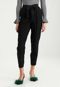 ONLY - ONLNICOLE  - Kalhoty - black - 0