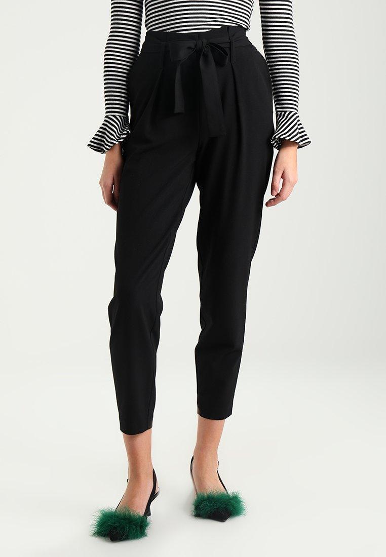 ONLY - ONLNICOLE  - Kalhoty - black