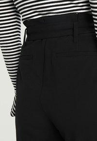 ONLY - ONLNICOLE  - Kalhoty - black - 4