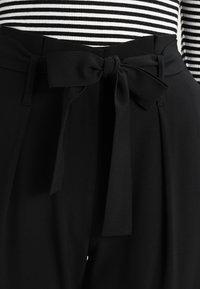 ONLY - ONLNICOLE  - Kalhoty - black - 3