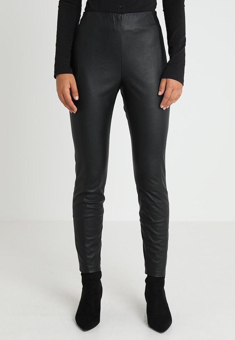 ONLY - ONLMARY PANT - Leggings - black