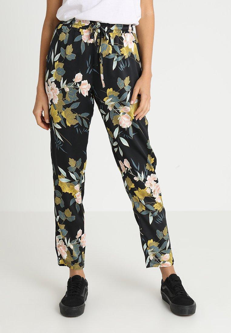 ONLY - ONLFAYE PANTS - Pantalones - black
