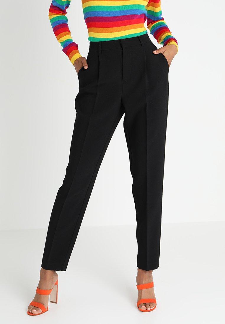 ONLY - ONLWALLET PANT - Pantalones - black