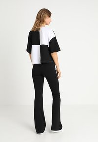 ONLY - Kangashousut - black - 2