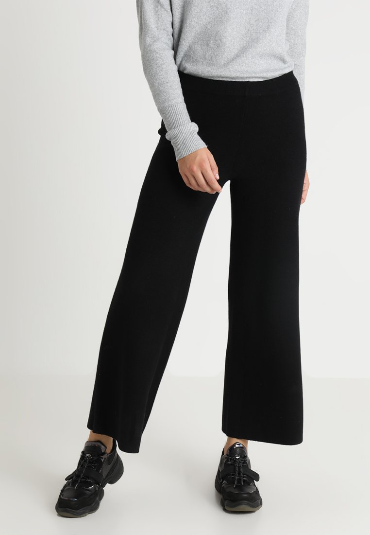 ONLY - ONLNEW DALLAS PANTS  - Trousers - black