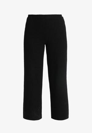 ONLNEW DALLAS PANTS  - Kalhoty - black