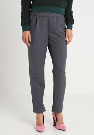 ONLSIA PANTS  - Kalhoty - dark grey melange