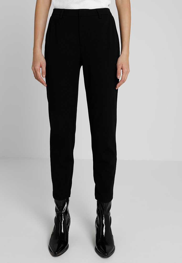 ONLY - ONLSTORMI POPTRASH CIGARETTE - Pantalones - black