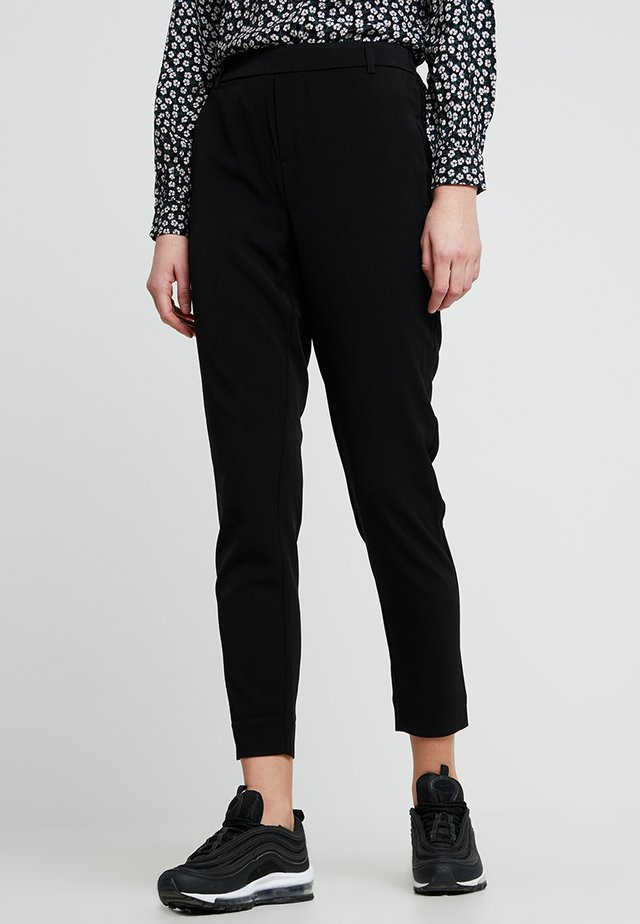 ONLCOOL ANKLE PANT - Pantalones - black