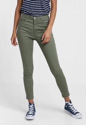 ONLTOULOUSE ANKLE PANT - Pantaloni - kalamata
