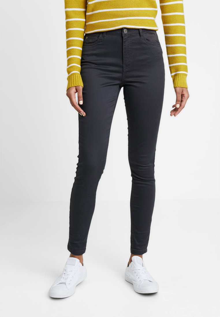 ONLY - ONLTOULOUSE ANKLE PANT - Trousers - phantom