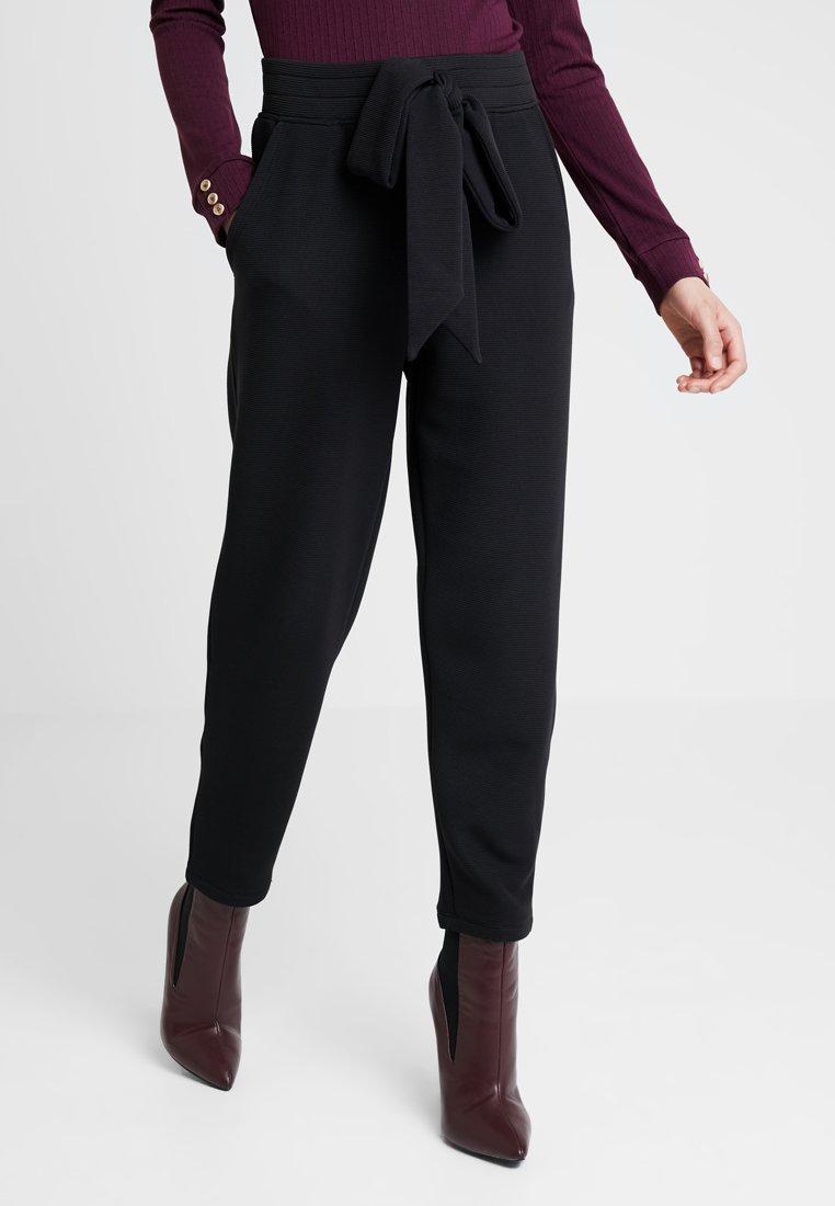 ONLY - ONLDAGMAR PANT - Pantaloni - black