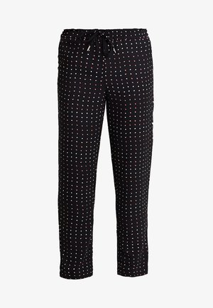 ONYMICHELLE PULL UP PANTS  - Kalhoty - black/white
