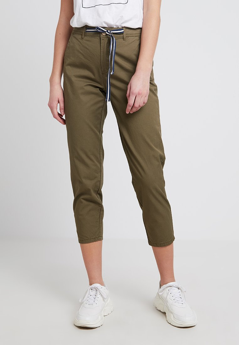 ONLY - ONLNEVADA ANKLE - Pantaloni - crocodile