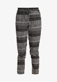 ONLY - ONLNOVA PANT - Trousers - black - 3