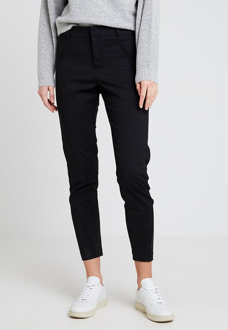 ONLY - ONLSTRIKE  - Trousers - black