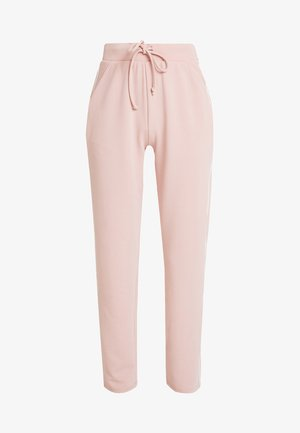 ONLRAMONA PIPING PANT - Pantalon classique - misty rose/cloud dancer