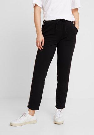 ONLRAMONA PIPING PANT - Pantaloni - black