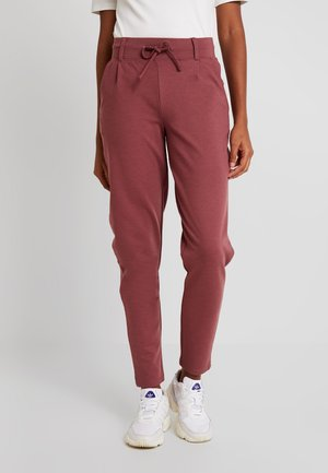 ONLTRINE PANTS - Tracksuit bottoms - dark purple