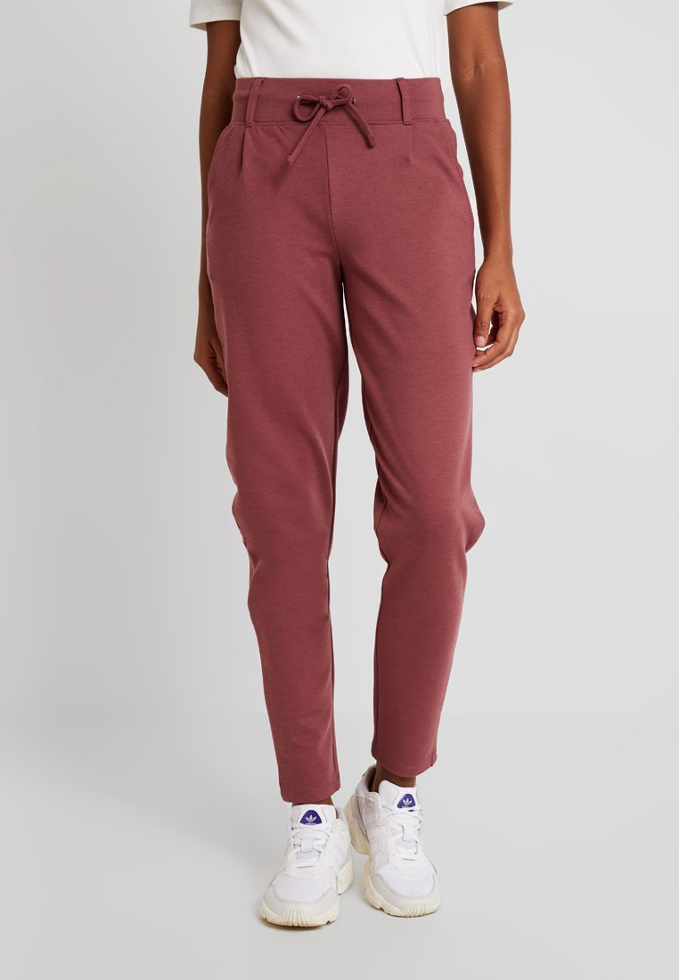 ONLY - ONLTRINE PANTS - Pantaloni sportivi - dark purple