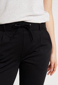 ONLY - ONLTRINE PANTS - Tracksuit bottoms - black - 5