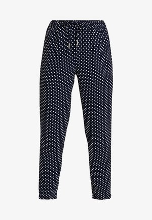 ONLJULIA PANTS - Broek - night sky/cloud dancer