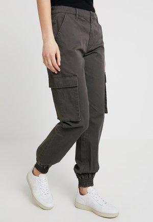 ONLTIGER PANT - Trousers - beluga