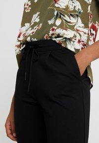 ONLY - ONLPOPTRASH EASY PANT - Shorts - black - 4