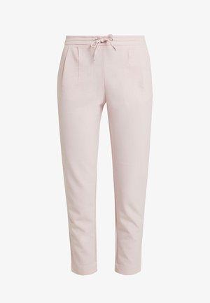 ONLFINI 7/8 STRING PANTS - Pantalones - rose smoke
