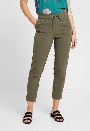 ONLFINI 7/8 STRING PANTS - Pantalones - kalamata