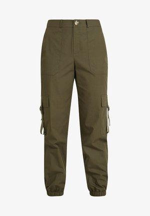 ONLIRINA STRAP DETAIL COMBAT PANT  - Bukse - kalamata