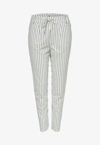 ONLY - PANTALON POPTRASH - Pantalones - off-white - 4