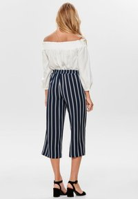 ONLY - Trousers - blue - 2
