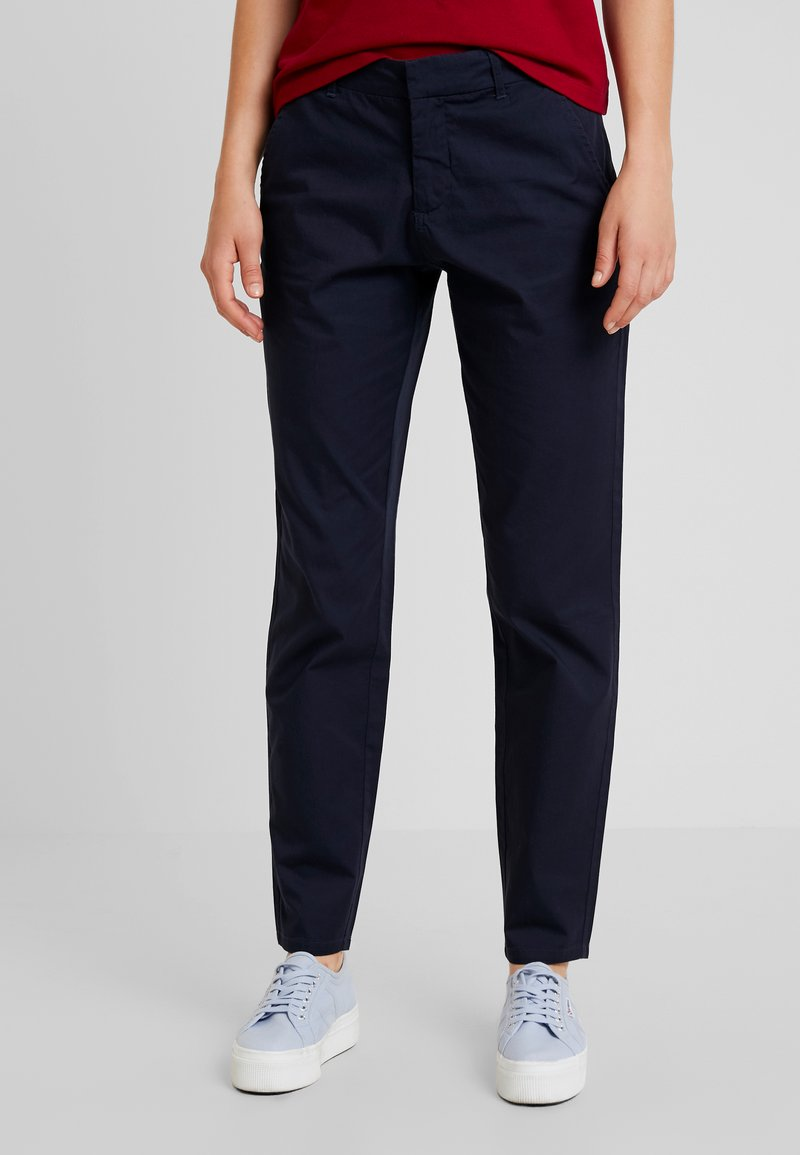 ONLY - ONLMELLOW PANT - Chino kalhoty - night sky